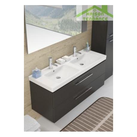 ensemble meuble lavabo riho altare set 35 130x47 x h56 5 cm. Black Bedroom Furniture Sets. Home Design Ideas