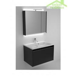 ensemble meuble lavabo riho elzas set 10 80x51 h 52 cm. Black Bedroom Furniture Sets. Home Design Ideas