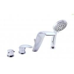 Mitigeur baignoire à...