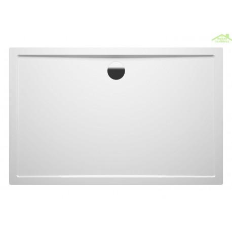 Grand receveur de douche acrylique rectangulaire  RIHO ZURICH 262 130x90x4,5cm