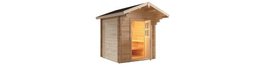 Sauna d'extérieur